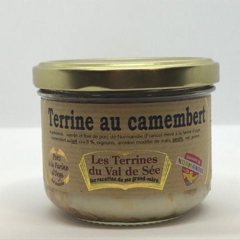 Terrine au Camembert