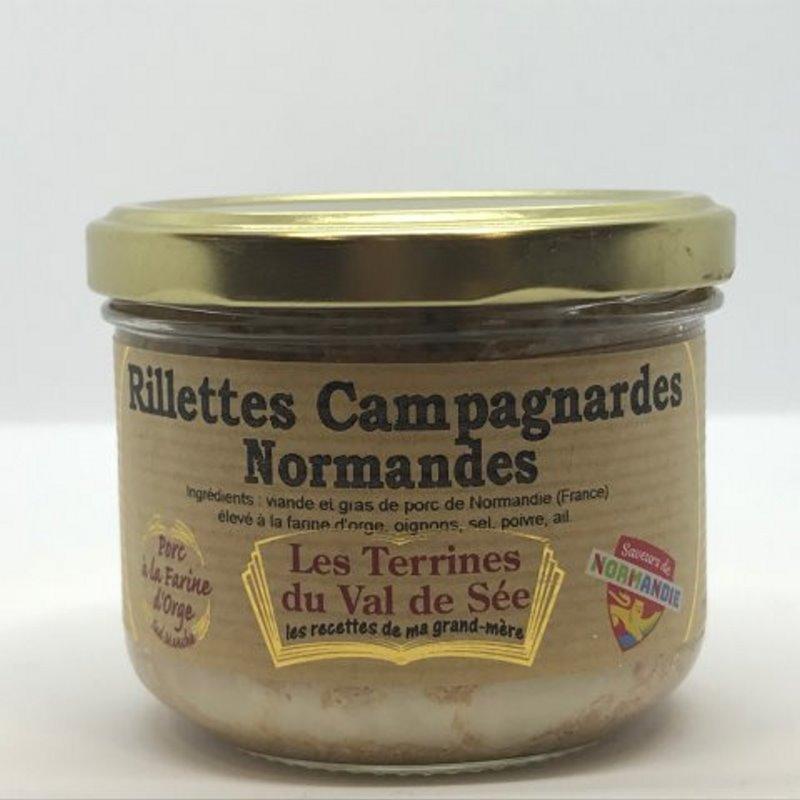 Rillettes Campagnardes Normandes
