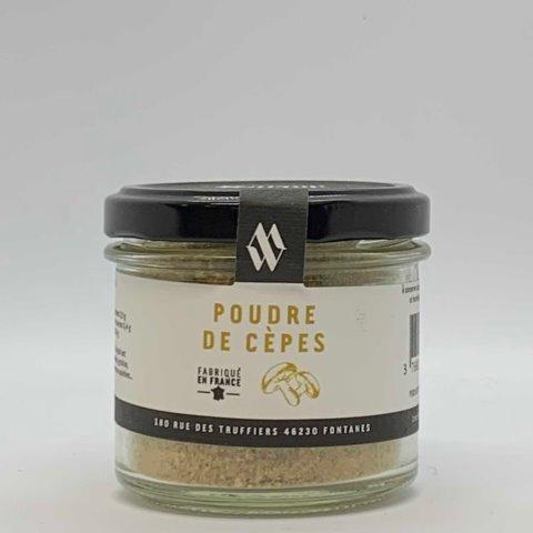 Poudre de Cèpes
