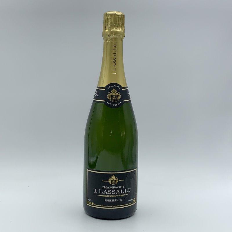 "Champagne J. Lassalle ""Préférence"""