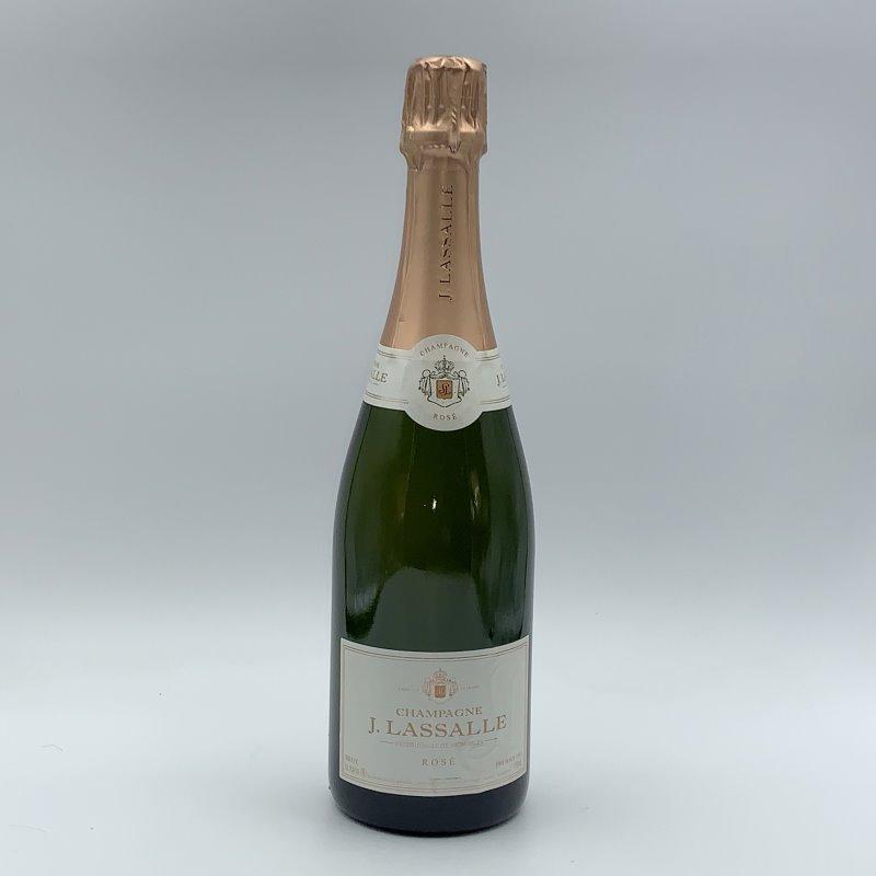 Champagne J. Lassalle Rosé