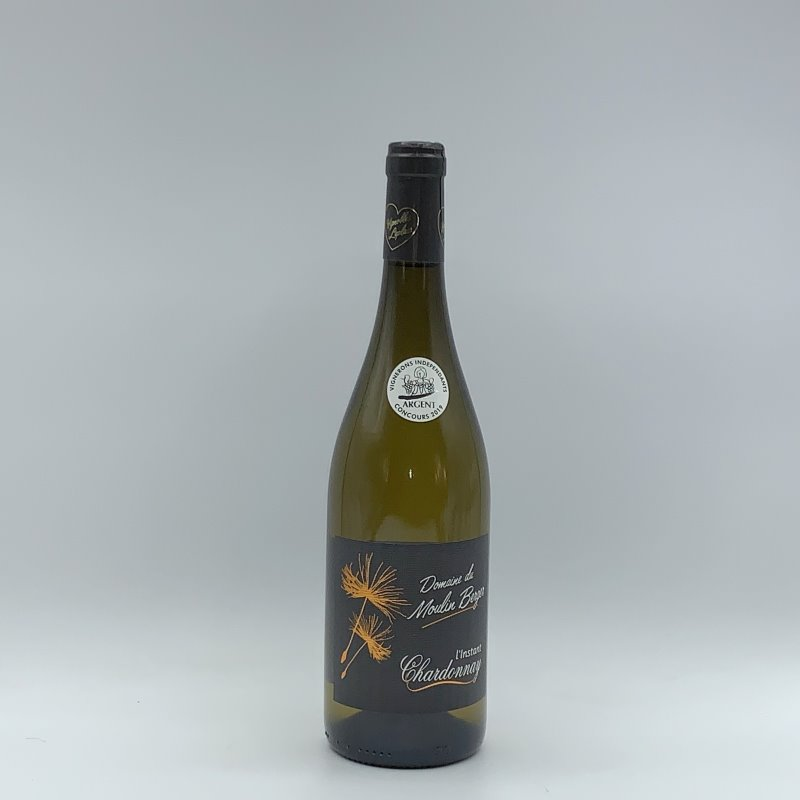"""Domaine du Moulin Berger """"L'Instant Chardonnay"""""""