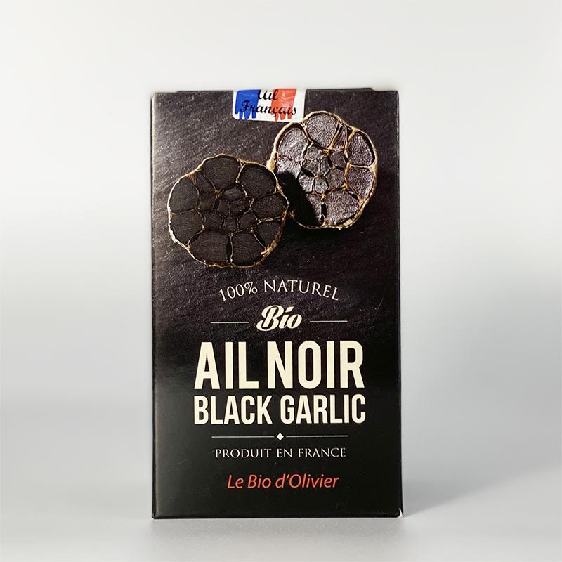 Ail Noir 2 Têtes Bio